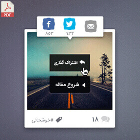 افزونه Share Buttons by AddThis