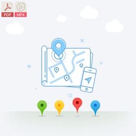 افزونه Google Maps Widget