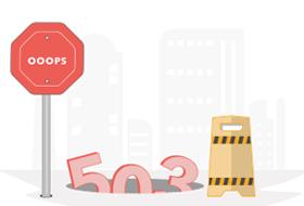 آموزش رفع خطای ۵۰۳ در وردپرس