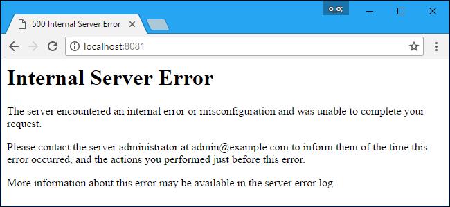 رفع خطای 500 در وردپرس و رفع ارور HTTP Error 500