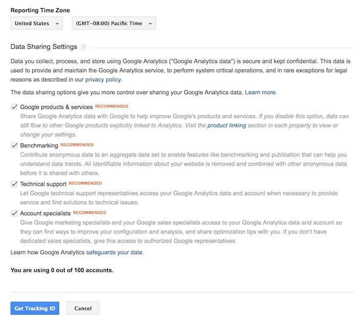 آموزش اتصال آمارگیر گوگل به وردپرس و نمایش بازدید سایت در وردپرس