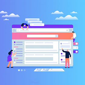 چگونه وبسایتی زیبا طراحی کنیم؟