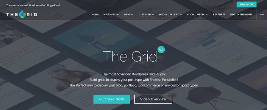 سایت رسمی The Grid
