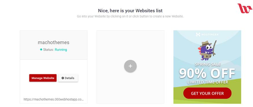 ثبت نام در 000webhost