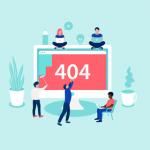 آموزش کامل ساخت صفحه 404 سفارشی در وردپرس + آموزش ویدیویی