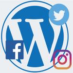 افزودن شبکه اجتماعی در ودرپرس + افزونه فارسی